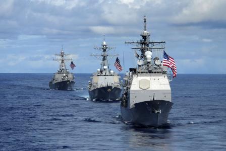 我们海军壁纸