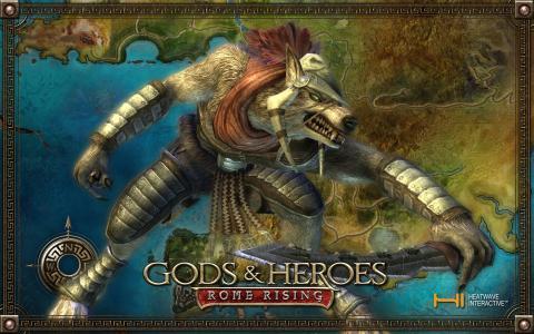 神和英雄壁纸