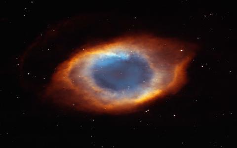 外层空间星云壁纸