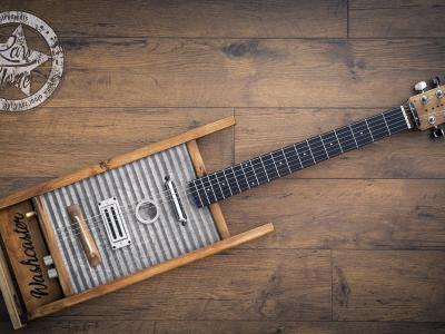 造型奇特的吉他