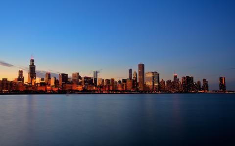 迷人的芝加哥