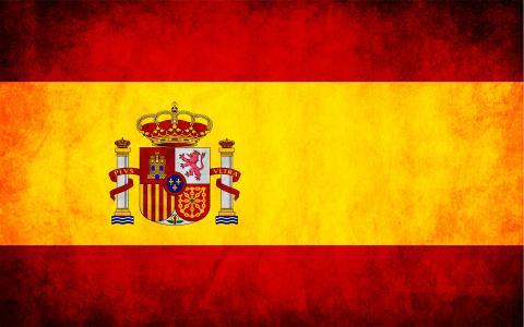 西班牙国旗壁纸