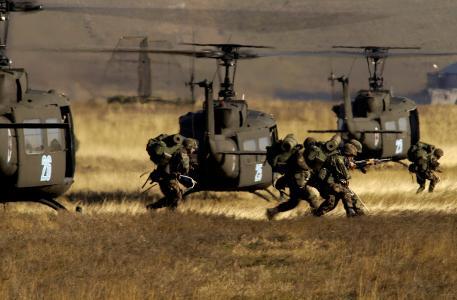 直升机壁纸
