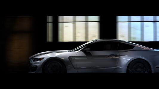 野马谢尔比GT350高清壁纸