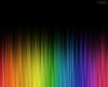 多彩的壁纸