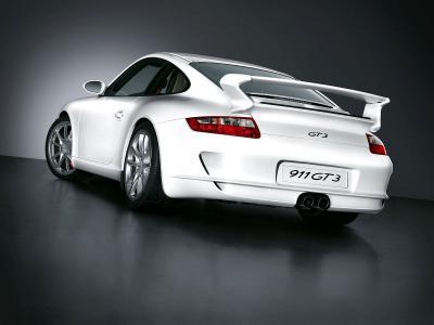 保时捷911 GT3壁纸