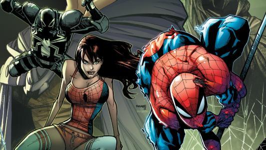 蜘蛛侠壁纸