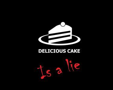 门户蛋糕壁纸