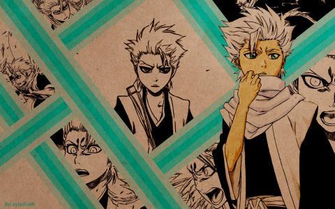 火影忍者toshiro壁纸