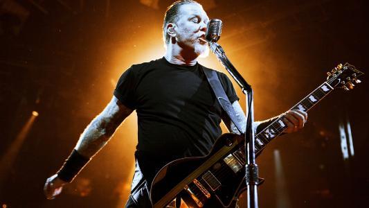 Metallica Live高清壁纸