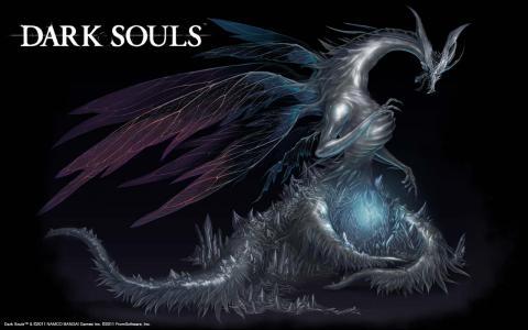 黑暗的灵魂壁纸