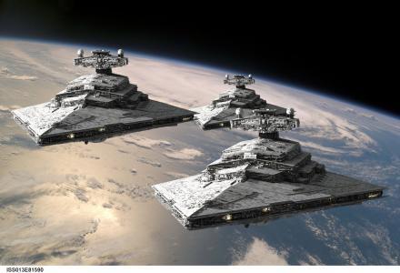 星际驱逐舰壁纸