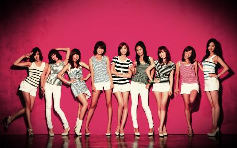 亚洲女孩壁纸