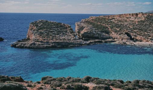 地中海迷人景色