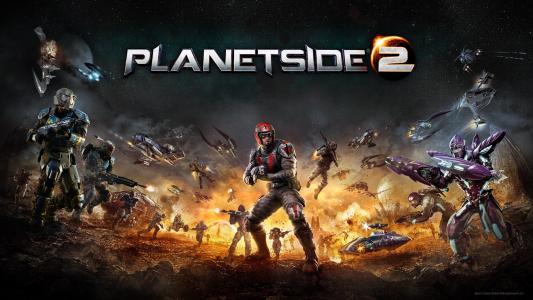 PlanetSide 2高清壁纸