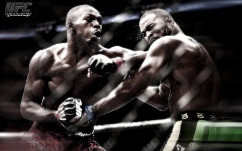 UFC壁纸