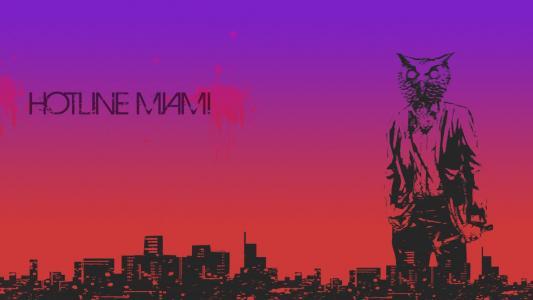 热线迈阿密壁纸