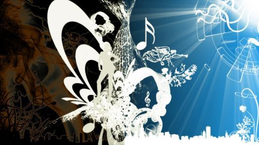 艺术音乐高清壁纸