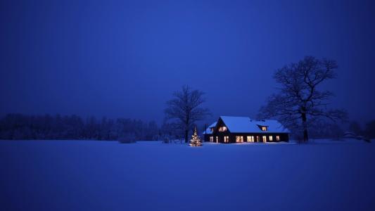 雪景高清壁纸