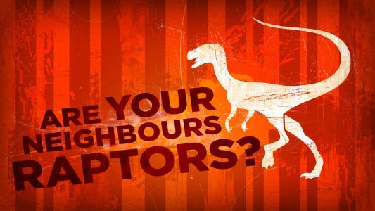 你的邻居是猛龙吗?