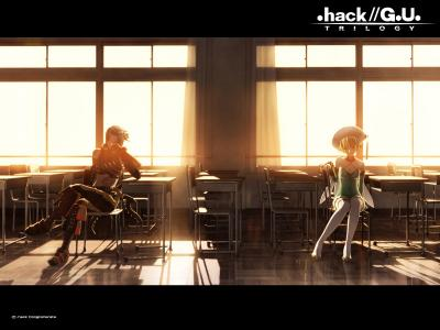 .hack // G.U。