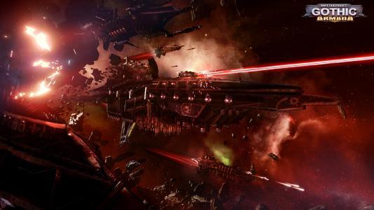 Battlefleet Gothic-舰队高清壁纸