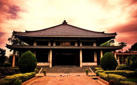 日本房子壁纸