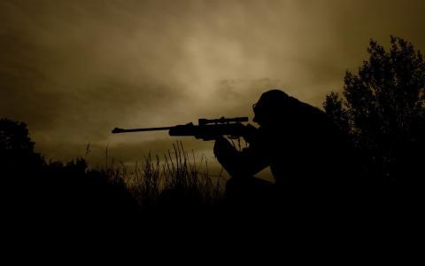 狙击手壁纸