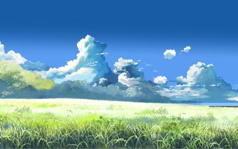 动漫风景壁纸