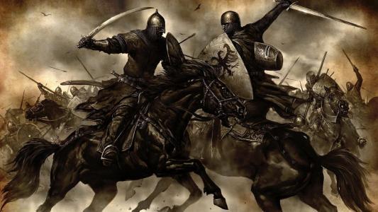马车手战斗高清壁纸