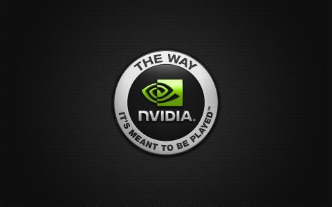 Nvidia壁纸