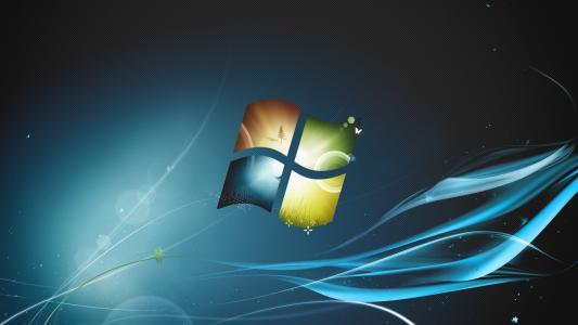 Windows徽标高清壁纸