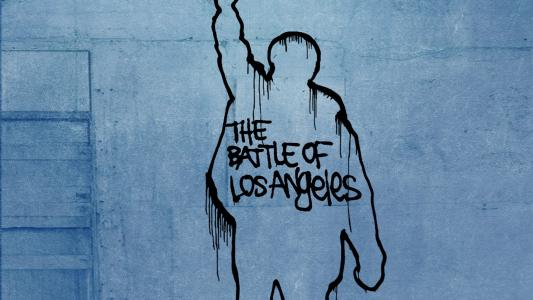 洛杉矶之战壁纸