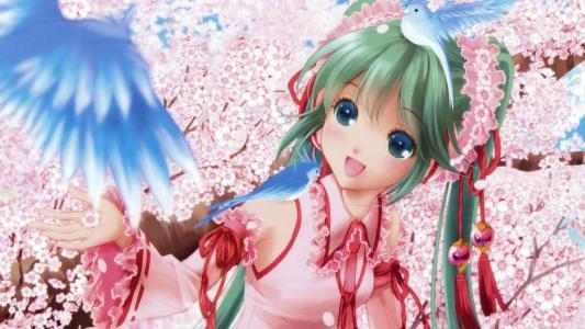 Vocaloid高清壁纸