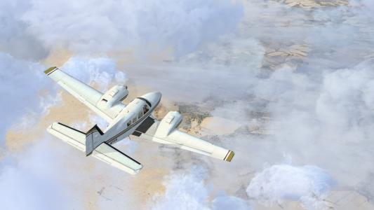 飞行模拟器高清壁纸