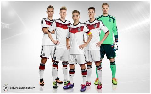 德国国家队壁纸