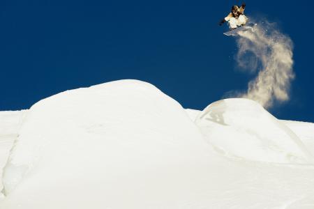 单板滑雪壁纸