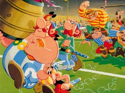 Asterix壁纸