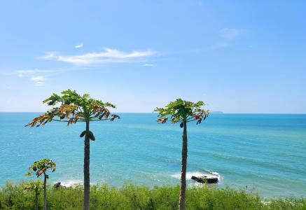 涠洲岛优美迷人海景
