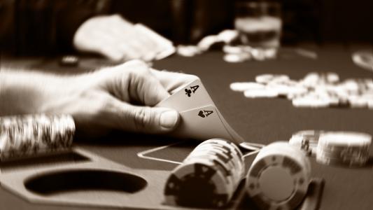 扑克高清壁纸