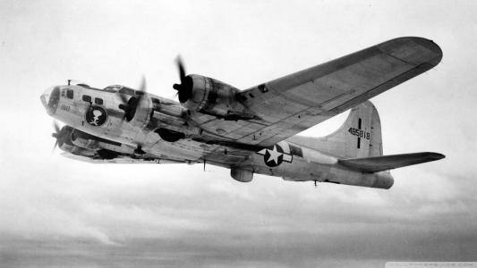 第二次世界大战飞机壁纸