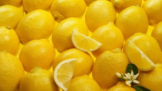 柠檬高清壁纸
