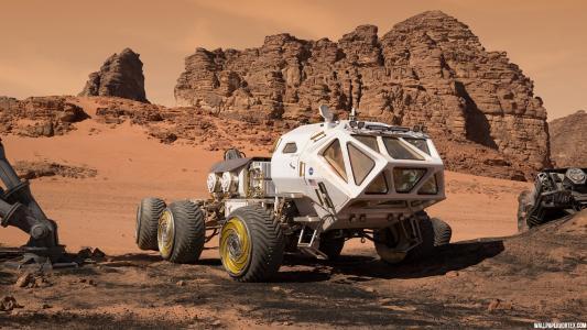 火星高清壁纸