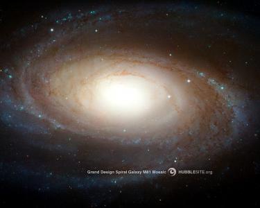 M81银河壁纸