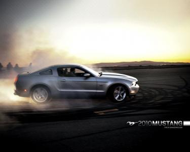 福特野马2010壁纸