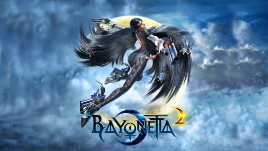 Bayonetta壁纸
