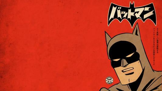 蝙蝠侠高清壁纸