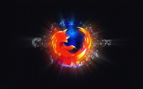 Firefox壁纸
