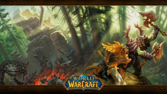魔兽世界高清壁纸