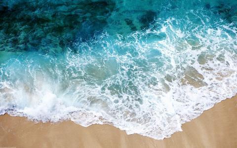 沙和海壁纸